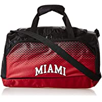 NBA Miami Heats - Bolsa de viaje deporte unisex, multicolor, talla única