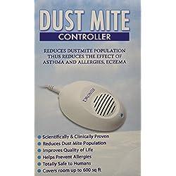 Controlador de Polvo, Ácaros para Asma/Alergias y Eccemas
