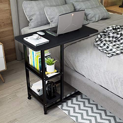 Sunlmg laptop desk regolabile pieghevole 360 gradi girevole tavolo portatile pc multifunzione stand lap desk