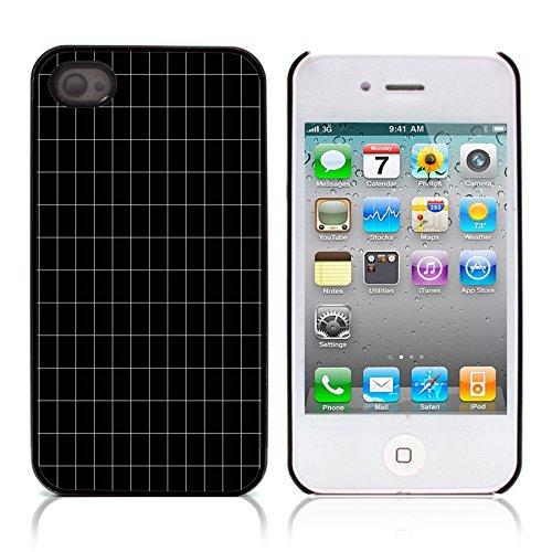 Graphic4You WET WOODEN PLANKS Muster Harte Hülle Case Tasche Schutzhülle für APPLE IPHONE 4 und 4S Design #5