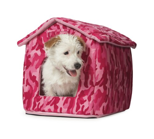 just-4-pets-house-bed-combat-pink