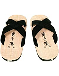 119d6b13a6d5 Playwell Martial arts Traditional PVC Zori Slippers
