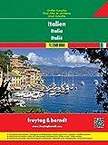 Italien Großer Autoatlas, Spiralbindung - Maßstab 1:200.000, Freytag Berndt Atlanten (freytag & berndt Autoatlanten) - Freytag-Berndt und Artaria KG