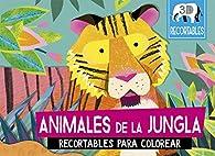 Animales de la jungla par Natasha Durley
