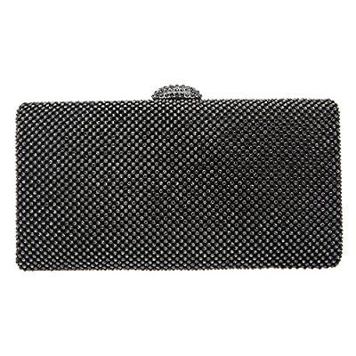 Bonjanvye Envelope Handbag Oversized Evening Purses Bag Clutches