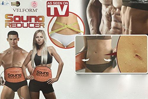 Velform Sauna Reducer Saunagürtel - aus TV -