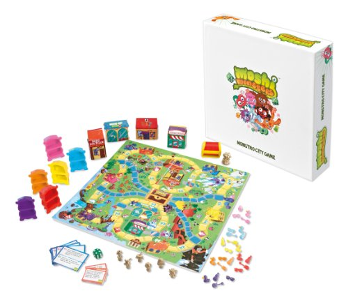 Image of Moshi Monsters Monstro City Game