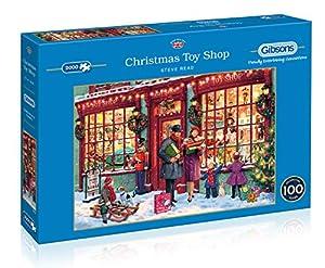 Gibsons - Tienda de Juguetes de Navidad (2000 Piezas)