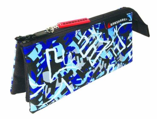 Helix Rawsharc Schutzhülle für Urban Camouflage-Federmäppchen, Blau