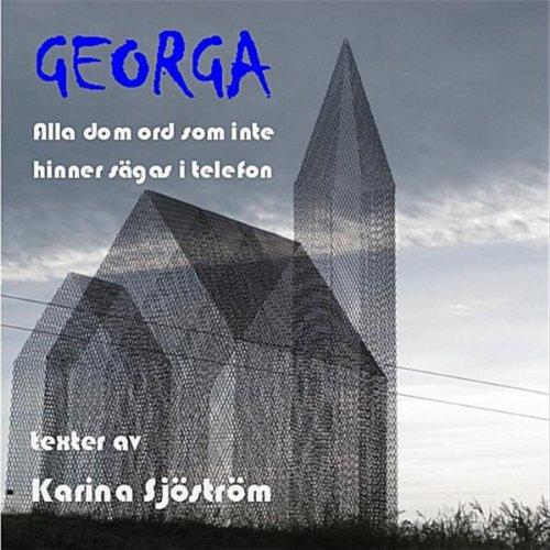 Alla dom ord som inte hinner sägas i telefon - texter av Karina Sjöström