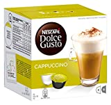 Nescafe Dolce Gusto Cappuccino, 1er Pack (1 x 16 Kapseln)
