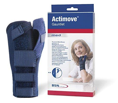 Health and Care Actimove Handbandage/Handschiene, stützt Daumen und Handgelenk -