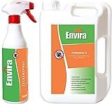 ENVIRA Anti-Zecken-Mittel 500ml + 2Ltr