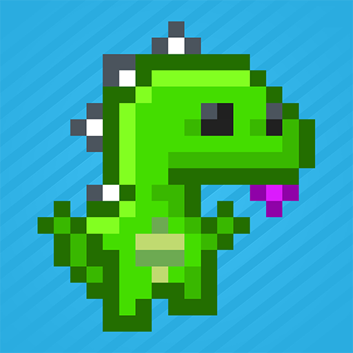 Super Jetpack Lizard (Retro-lizard)