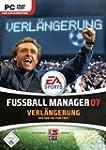 Fussball Manager 07 - Verlängerung (D...