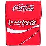Coca-Cola Coca-Cola-Kuehltasche-FALTBAR-classic-14-liter-Kuehlbox-Coka-Cola (Rot)