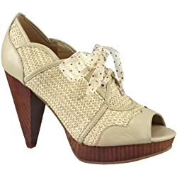 Poetic License Pumps STUCK ON YOU white-beige 39