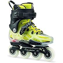 RollerBlade Twister X Translucido/amarillo (43)