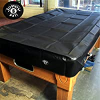 robuster wasserabweisender Snooker-Tischbezug,/305 cm Burgunderrot Spartan