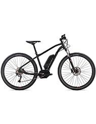 Orbea E-Bike, Mountain Bike keram 15, 500WH Bosch (Negro (satén de gänzend), L de 29)