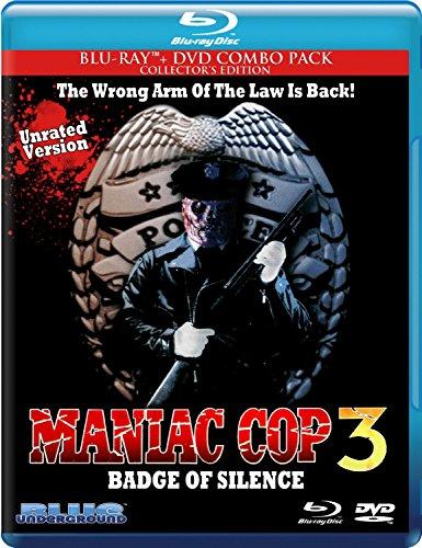 Bild von Maniac Cop 3: Badge Of Silence [UK IMPORT]