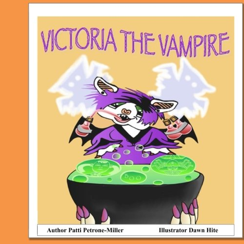 Victoria the Vampire (Halloween Town, Band 2)