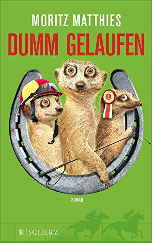 Buchseite und Rezensionen zu 'Dumm gelaufen: Roman' von Moritz Matthies