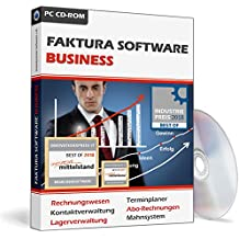Faktura Software Business - Rechnungsprogramm