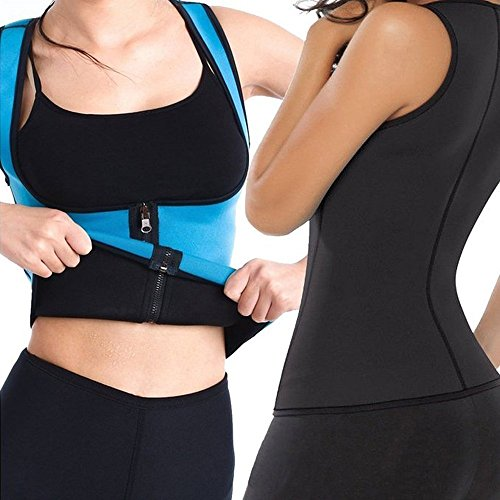 8b67827e7d202 Womens Sports Waist Cincher Trainer Girdle Ultra Sweat Fitness Body Shaper  Sport Underbust Corset Shapewear