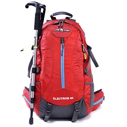 Sac d'alpinisme en plein air sac sport randonnée à dos loisirs sac à dos Voyage de camping imperméable à l'eau
