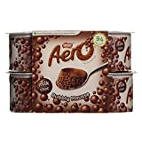 Nestle Aero Milk Choc Bubbly Mousse, 4 x 59g
