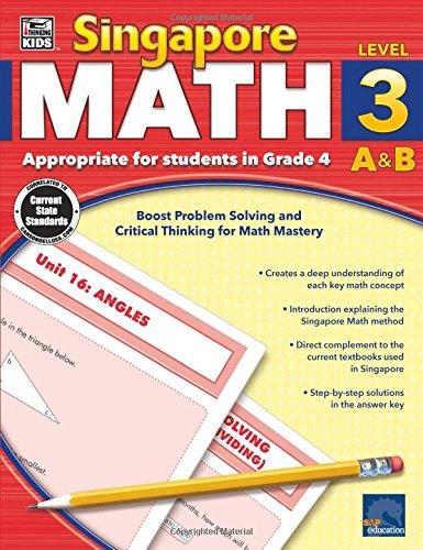 Singapore Math, Grade 4