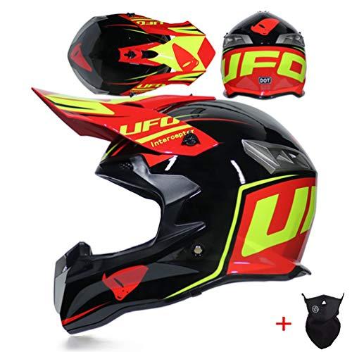 Off Road caschi moto anti shock Light mesh cotone fodera anti sudore moto casco protettivo outdoor mountain bike motocross racing Caps per tutte le stagio