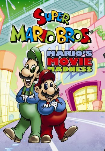 Super Mario Bros: Mario's Movie Madness by Super Mario Brothers-Mario Movie Madness