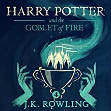 Harry Potter and the Goblet of Fire, Book 4