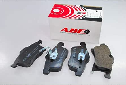 Kit Pastiglie Freno ABE C1F060ABE 0986494163 LP1995 FVR1771 GDB1719