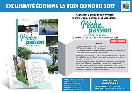 Pêche-passion dans le Nord-Pas-de-Calais