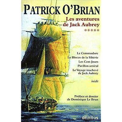 Les aventures de Jack Aubrey T5 (nouvelle édition) (05)