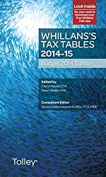 Whillans's Tax Tables 2014-15