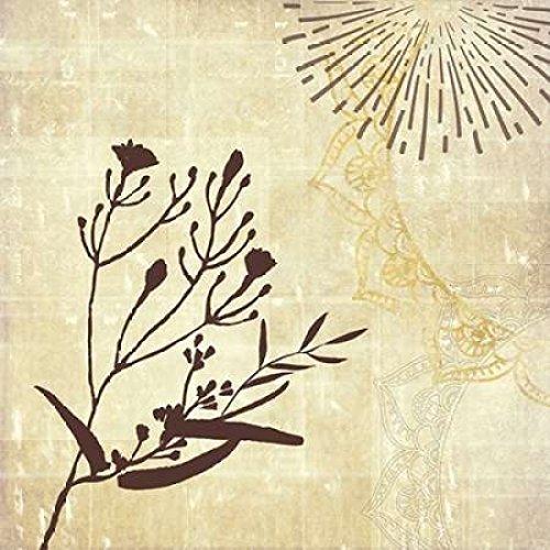 The Poster Corp Louis Duncan-He - Henna Highlights 1 Kunstdruck (60,96 x 60,96 cm) -