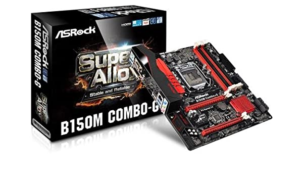 ASROCK B150M COMBO-G INTEL CHIPSET DRIVER DOWNLOAD