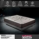 Komfortland Colchón 105x190 viscoelástico Memory Vex Foam de Altura 25cm,...