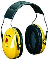 3M H510A C1 Comfort Ear Muffs - Yellow