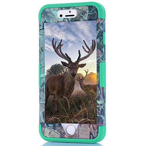 C-Super Mall-UK Apple iPhone 5C Fall, 3 in 1 Design-Hybrid-Fest Zurück Bumper für Apple iPhone 5C LD6031705