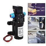 Visa Store Wasserpumpe 60 Watt DC 12 V Hochdruck Auto Membran 115 PSI selbstansaugend Für Wasserfilter Kompressor Caravan Boot
