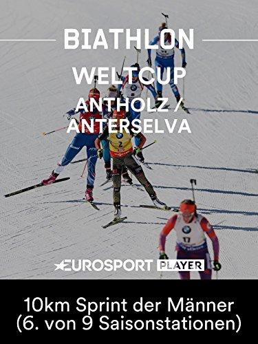 Biathlon: IBU Weltcup 2017/18 in Antholz - Anterselva (ITA) - 10km Sprint der Männer (6. von 9 Saisonstationen)