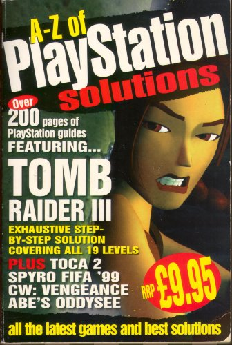 A-Z of Playstation Solutions