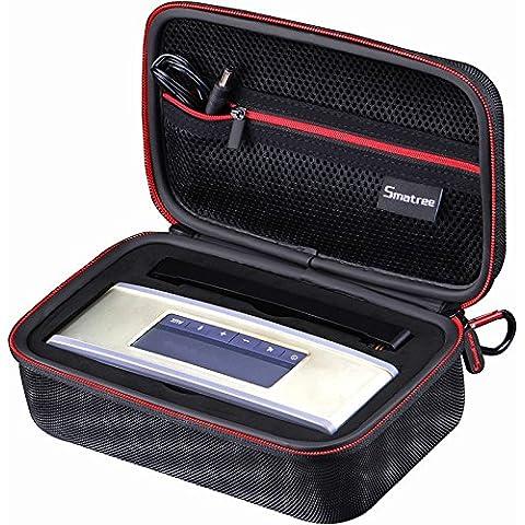 Smatree Compact Case B160s Para Bose SoundLink Mini Altavoz Inalámbrico Bluetooth (Altavoz No Incluido)