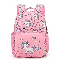 Unicorn Toddler Girls Rain Proof Backpack Nursery Bag