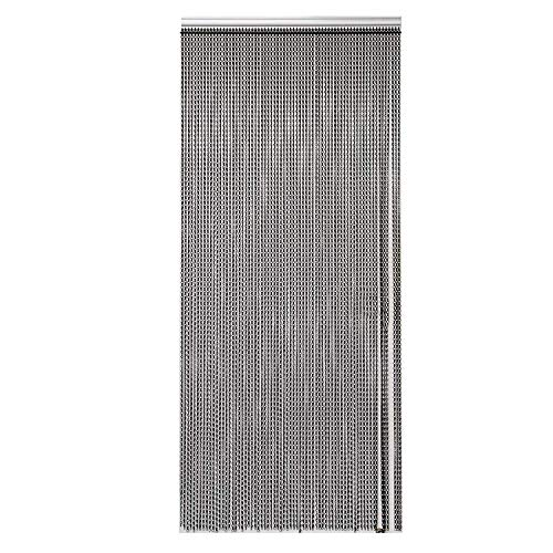 PetHot Cortina de Cadena de Aluminio